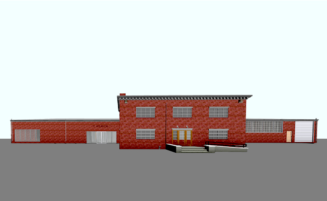 Tolland-Road-Office-Building--Commercial--Architectural-Modeling-Services-by-United-BIM