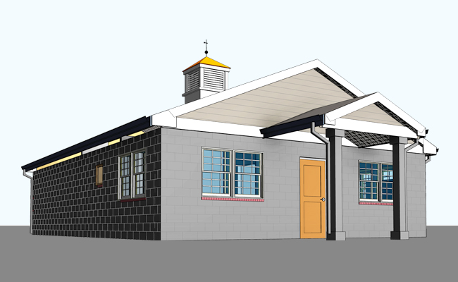 Windsor-Animal-Hospital-Architectural-Modeling-Services-by-United-BIM-650x400