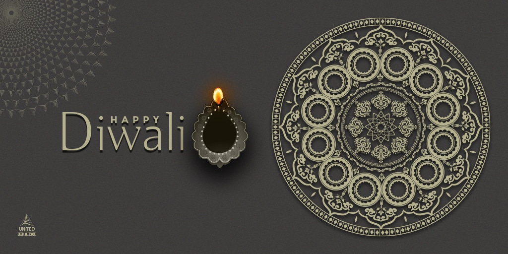 Diwali Wishes 2019 | Graphic by United-BIM