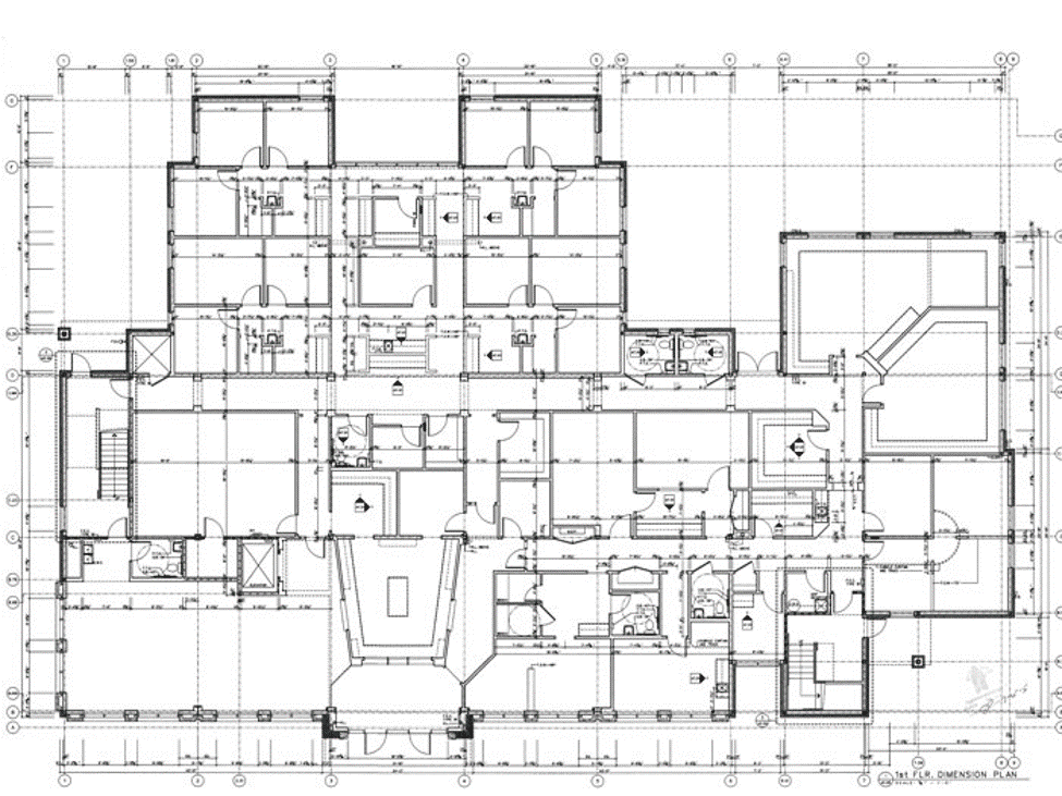 Example of As-built-drawings_Difference between Shop Drawings and As-built drawings_Article by United-BIM