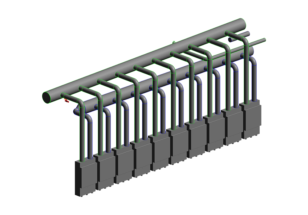 Plumbing-Revit-3D-BIM-Model-Residential-Project-by-United-BIM