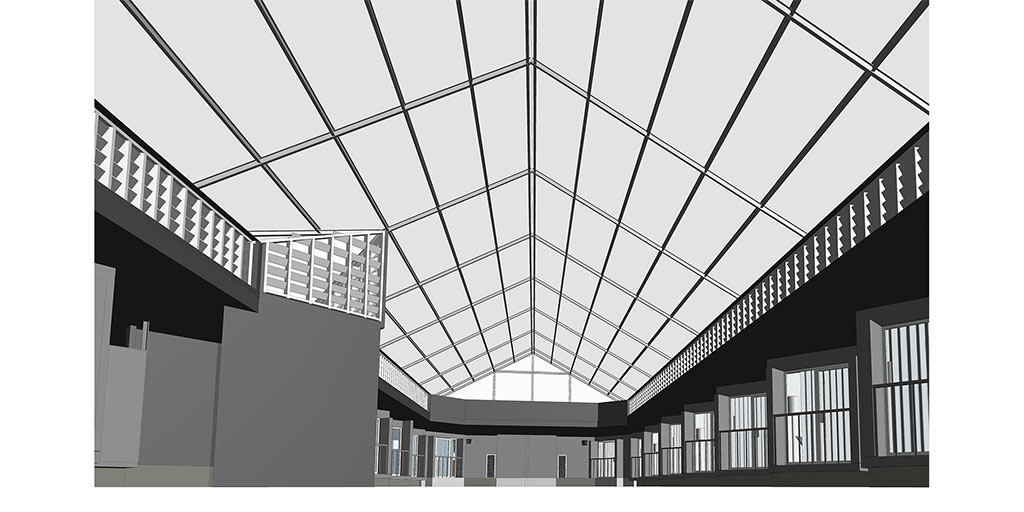 3D-Model-Created-From-a-Point-Cloud-Scan_Modeling-Stage-of-Scan-to-BIM-Process_United-BIM