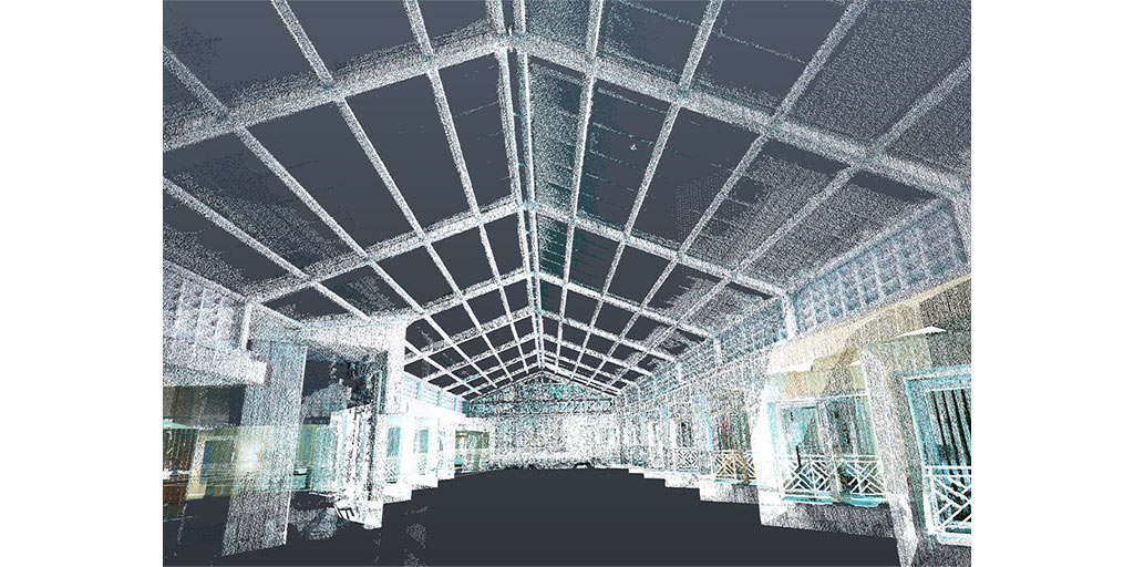 Point-Cloud-Scan-of-a-Old-Resort-Project_Scanning-stage-of-Scan-to-BIM-Process_United-BIM