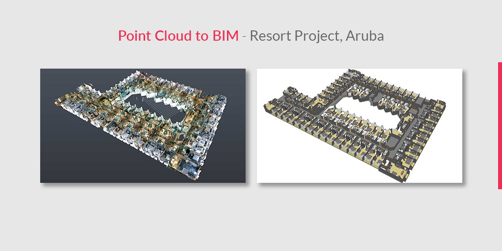 Scan to BIM Project by United-BIM