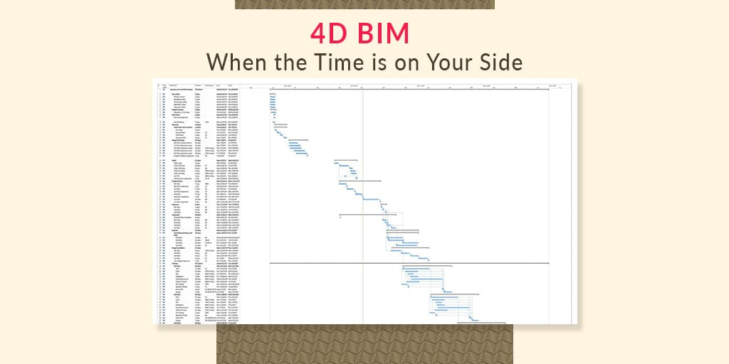 4D BIM_Definition_Benefits_Applications_Blog by United-BIM