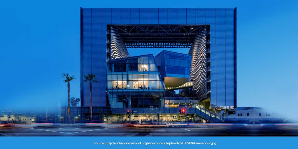 Emerson College, Los Angeles