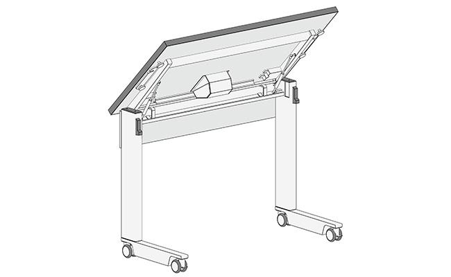 Table by United-BIM