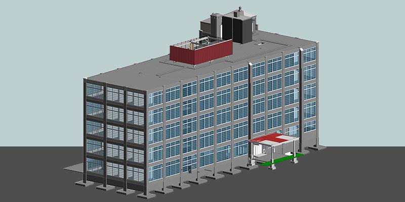 Architectural Model by United-BIM