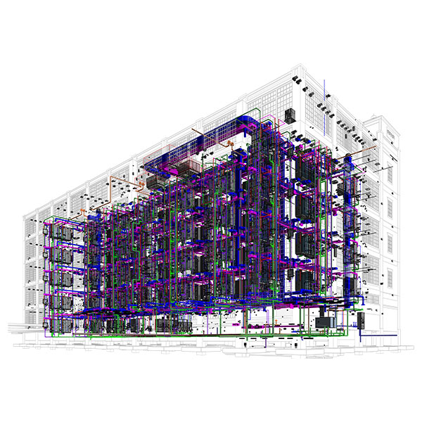 Construction Document Stage of Building Design Phase by United-BIM