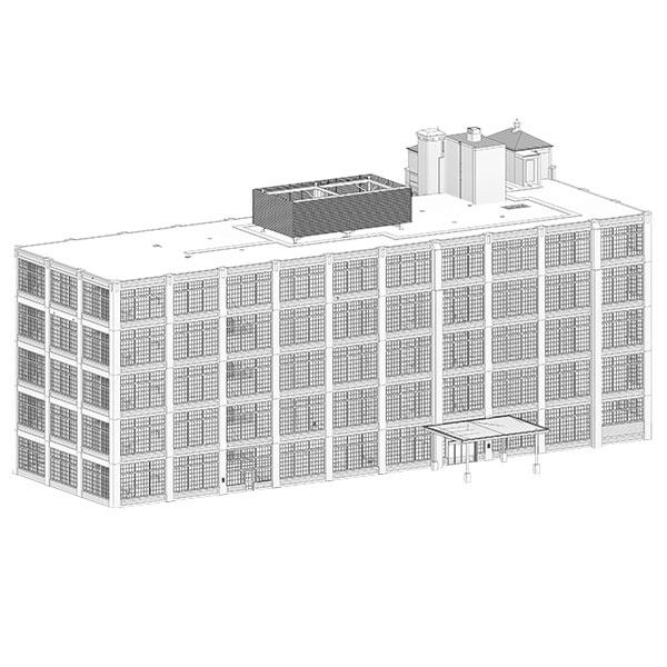 Schematic Design Stage of Building Design Phase by United-BIM