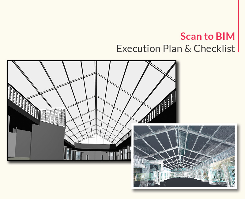 Scan to BIM Execution Plan & Checklist by United-BIM