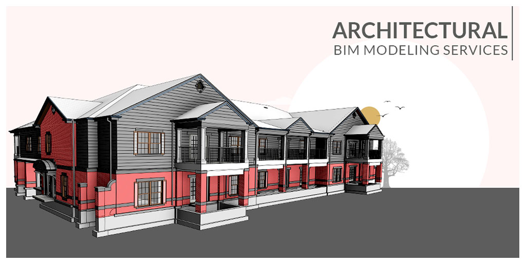 Architectural BIM Modeling Services by United-BIM