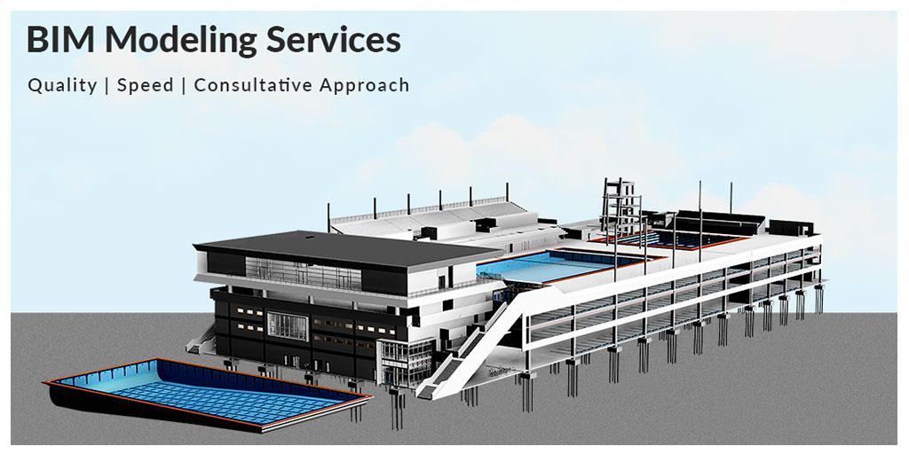 BIM Modeling Services Brochure by United-BIM