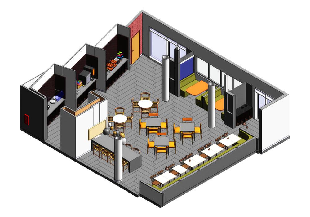 Fairfield Inn & Suites Model by United-BIM