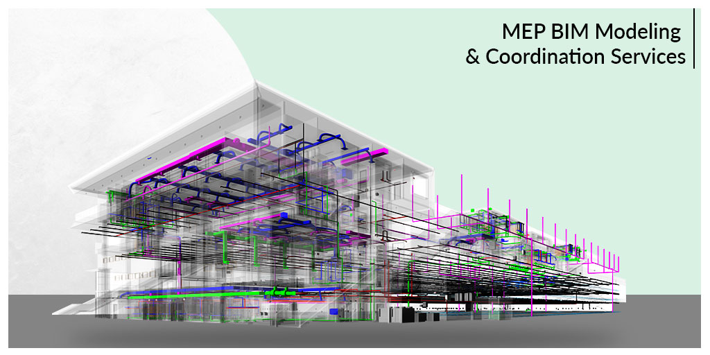MEP BIM Modeling & Coordination Services Brochure by United-BIM