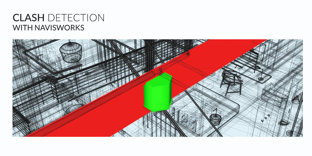 Clash-Detection-with-Navisworks-by-United-BIM.
