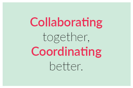 Collaborating together coordinating better quote by United-BIM