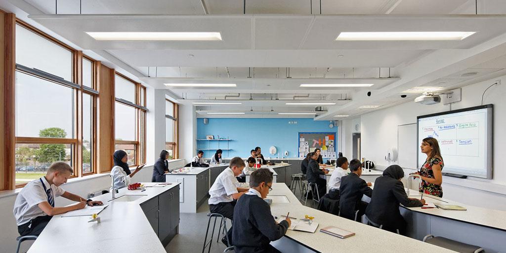 Educational Facility Architecture Design