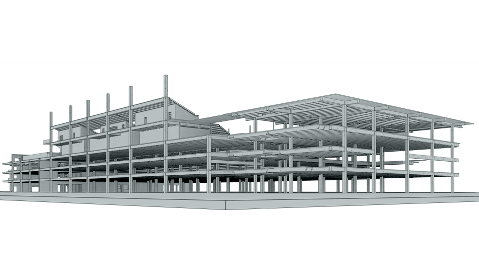 Structural-BIM-Modeling Services-by-United-BIM