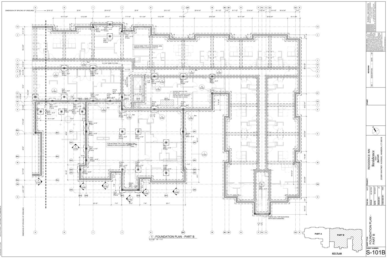 Structural- Foundation Plan