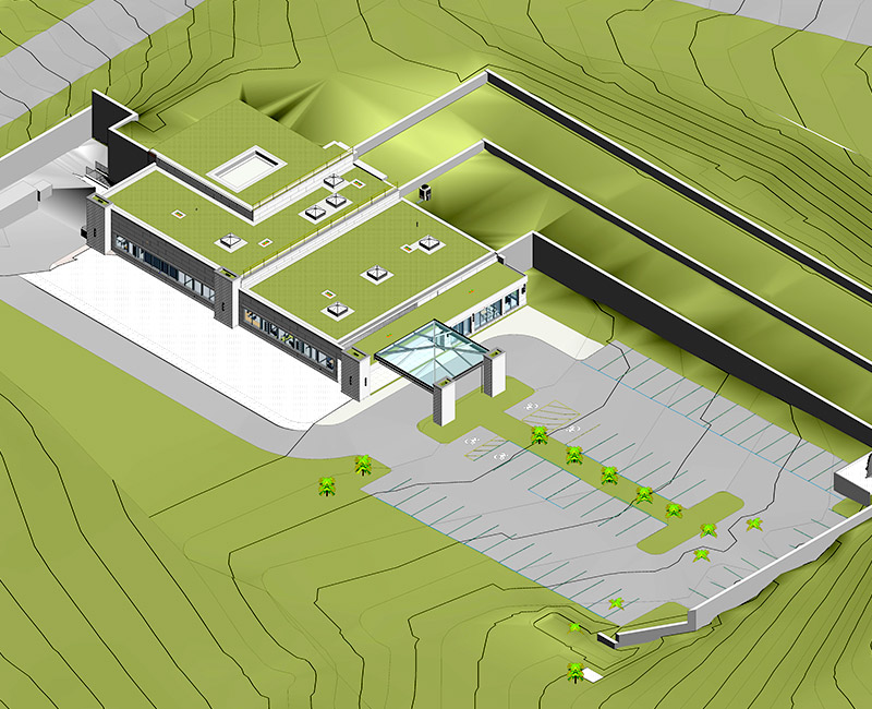 BIM-Modeling-Services-for-a-Healthcare-Facility-by-United-BIM