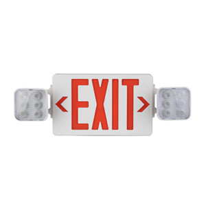 Exit with Emergency Light Type 1