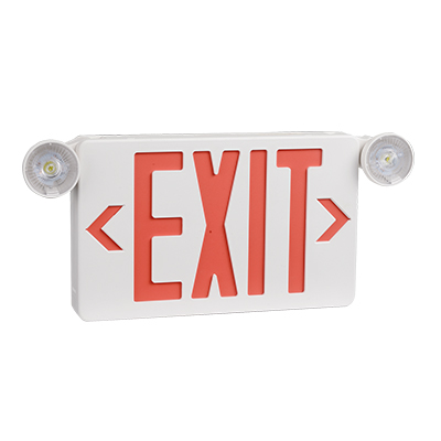 Exit with Emergency Light Type 2