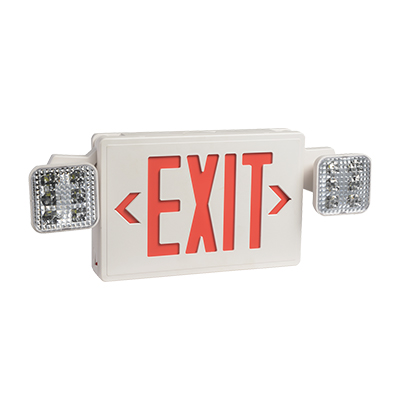 Exit with Emergency Light Type 3