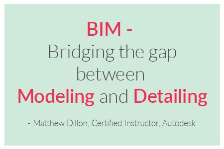 BIM-Bridging-the-gap-between-modeling-and-detailing-BIM Quote-by-Matthew Dillon