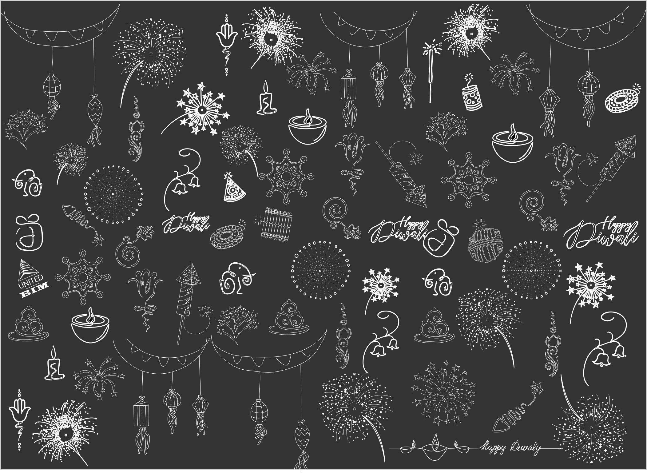 Happy Diwali 2020 Graphic by United-BIM