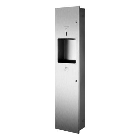 Paper Towel Dispenser_Water Receptacle Type 4