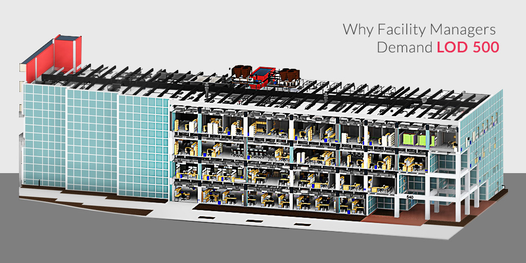 Why-Facility-Managers-Demand-LOD-500 Blog by United-BIM