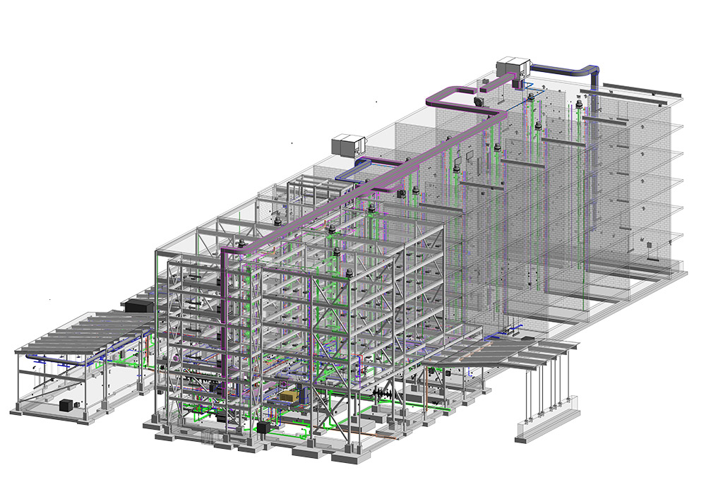 MEP-Modeling-Services-for-Hotel-by-United-BIM