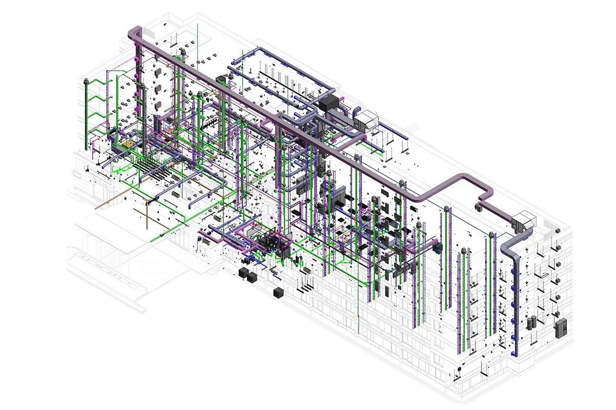 MEPFP-Modeling-Services--for-Hotel-by-United-BIM
