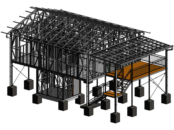 Structural Modeling Services by United-BIM 600x450