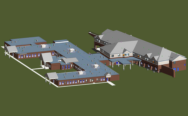 Architectural BIM Services in Arizona for a Residential Project by United-BIM