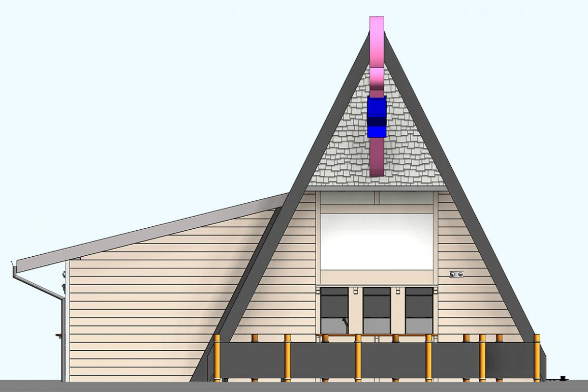 Architectural and MEP BIM Services for a Retail Project by United-BIM