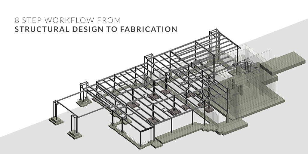 8-Step-Workflow-from-Structural-Design-to-Fabrication-Blog-by-United-BIM