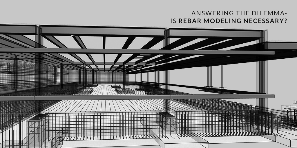 Answering the Dilemma- Is Rebar Modeling Necessary?