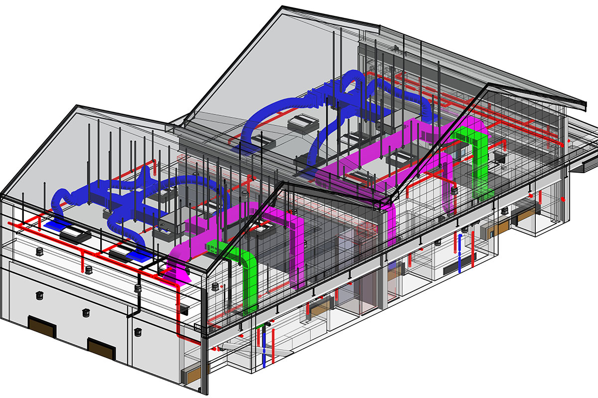 BIM Modeling and Coordination services by United-BIM. (2)