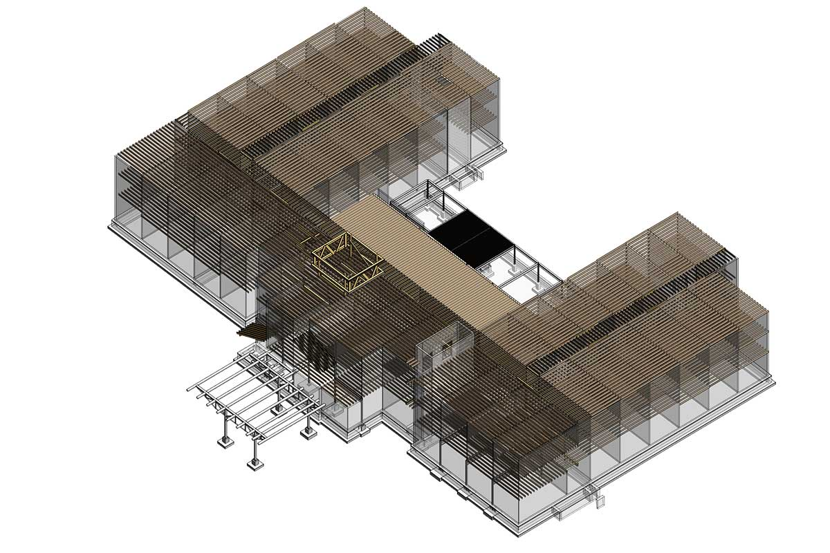 Fairfield-Inn-Structural-Modeling-Services-by-United-BIM