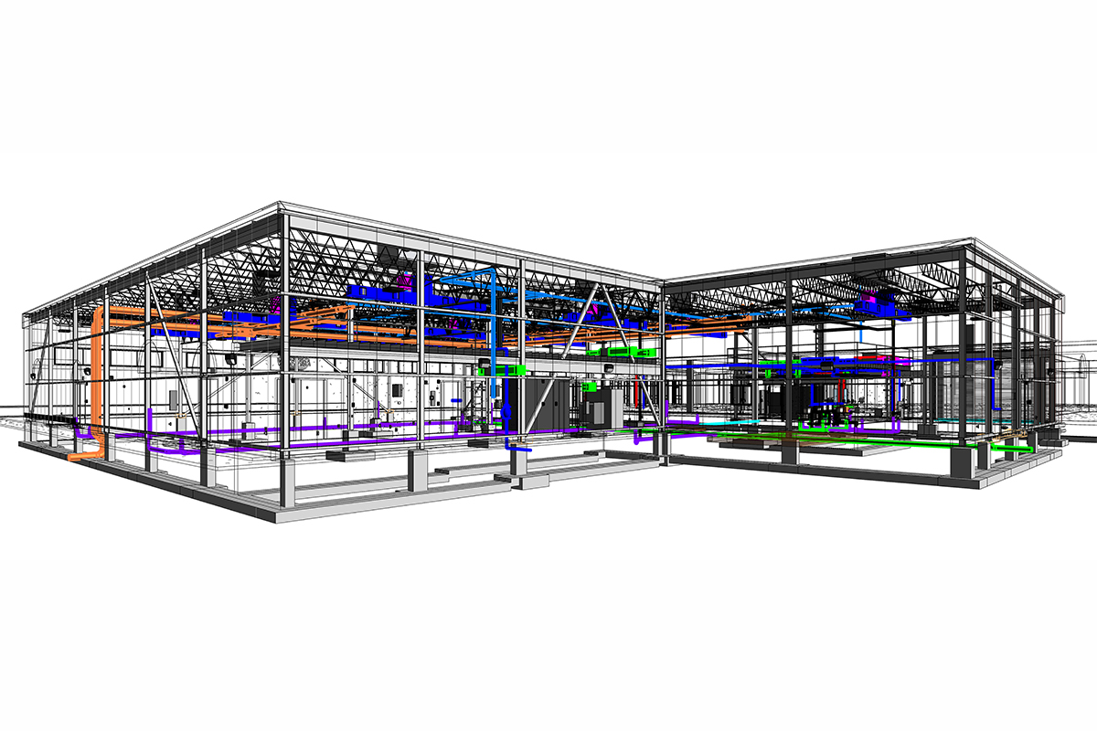 MEP-FP BIM Modeling and Coordination Services in Boston