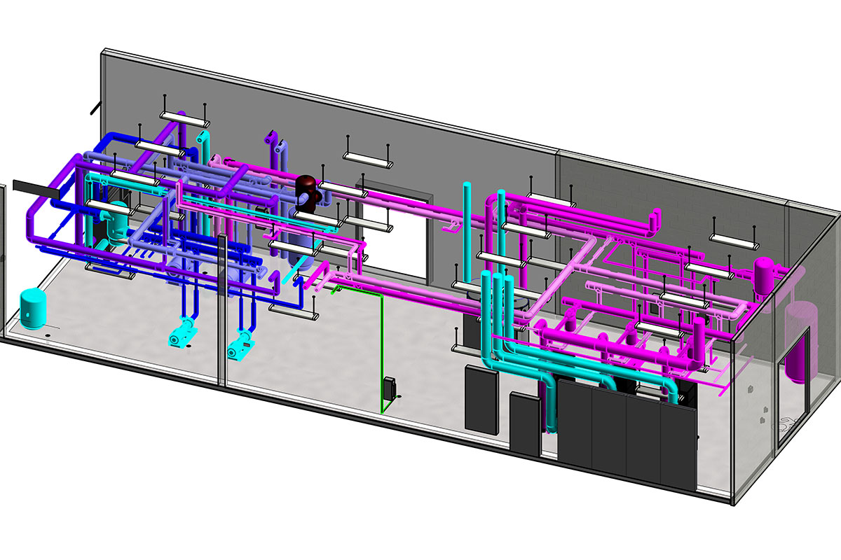 MEP BIM Modeling and Coordination services in-Pennsylvania-by-United-BIM