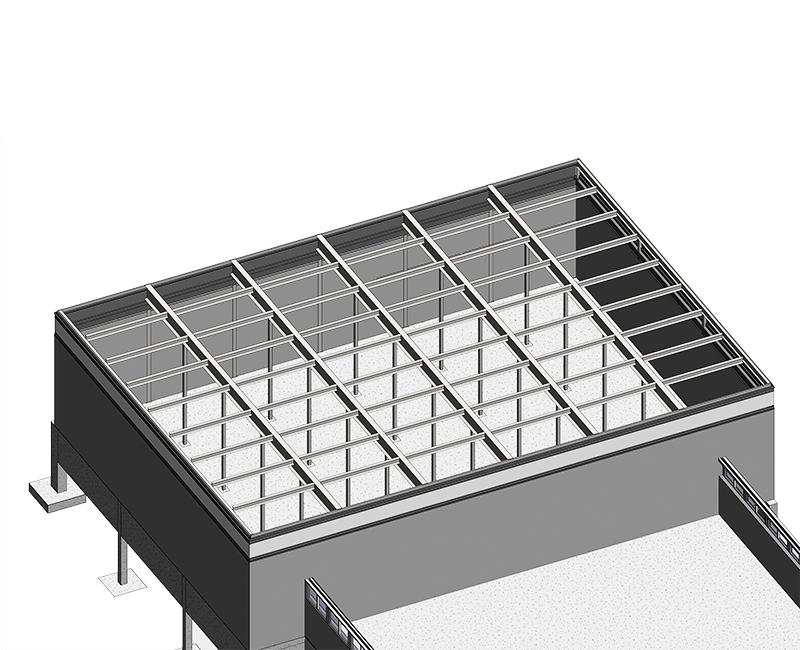Structural Modeling Services by United-BIM Inc