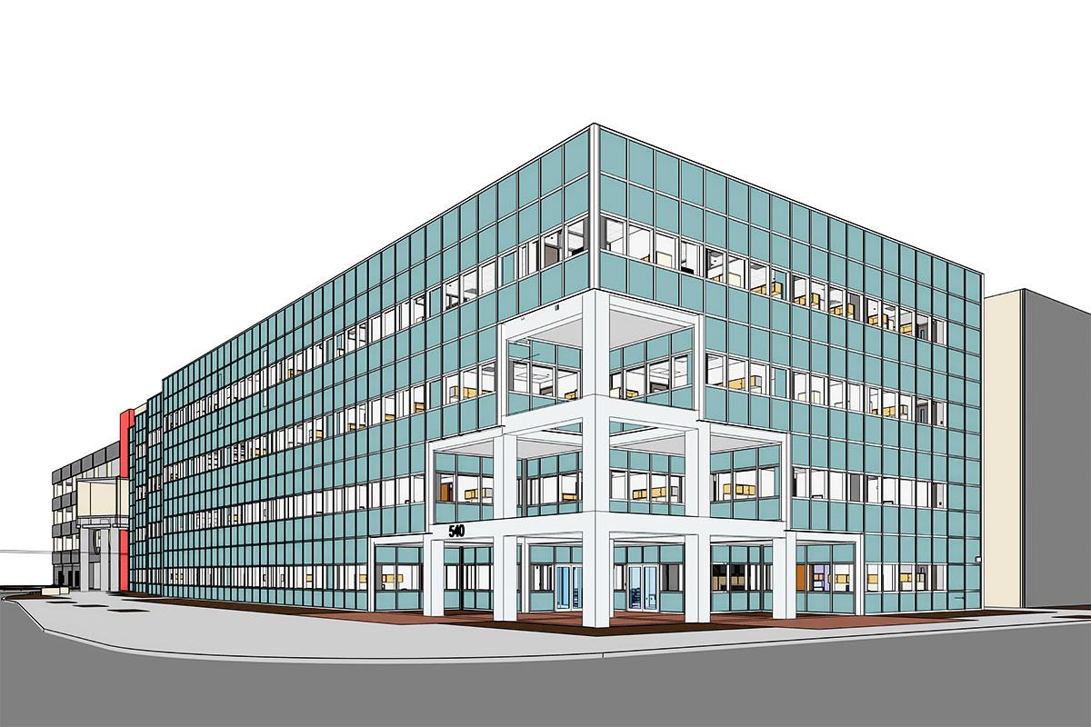 Architectural BIM Modeling Services in Alberta by United-BIM