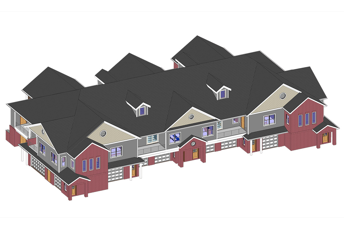 BIM Architectural Modeling Services in Indiana by United-BIM