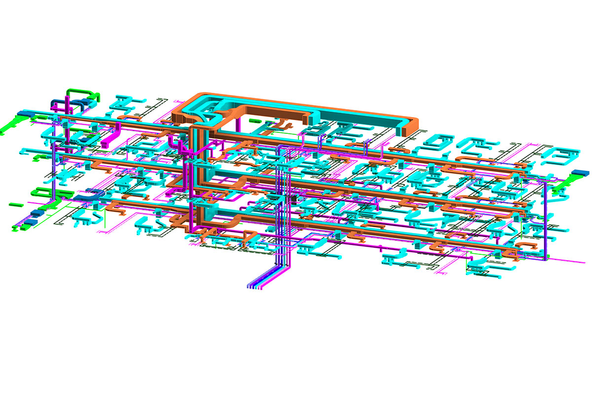 BIM-MEP-Modeling-and-Coordination-services-in-Texas-by-United-BIM.