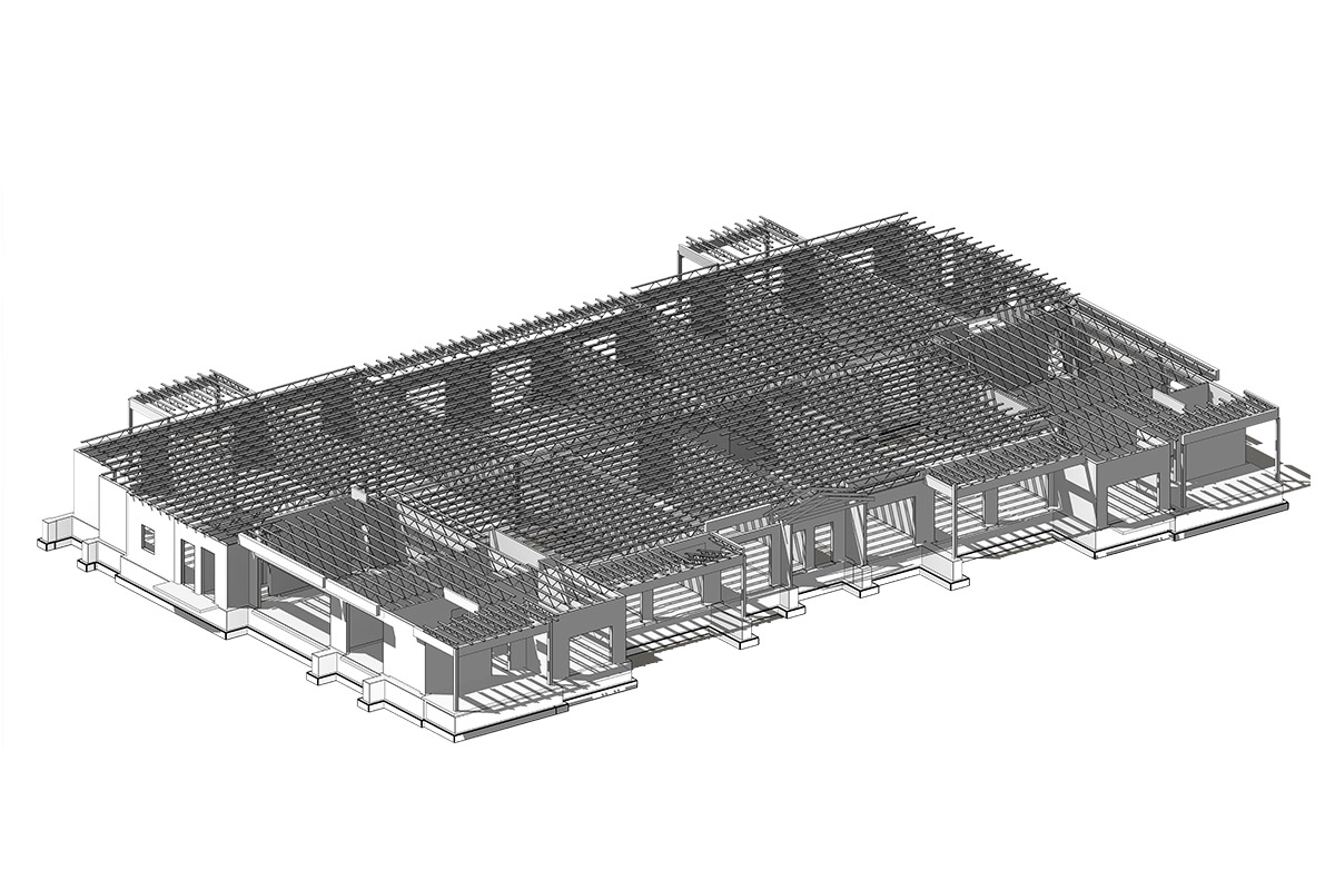 Structural-BIM Modeling Services in Tennessee by United-BIM