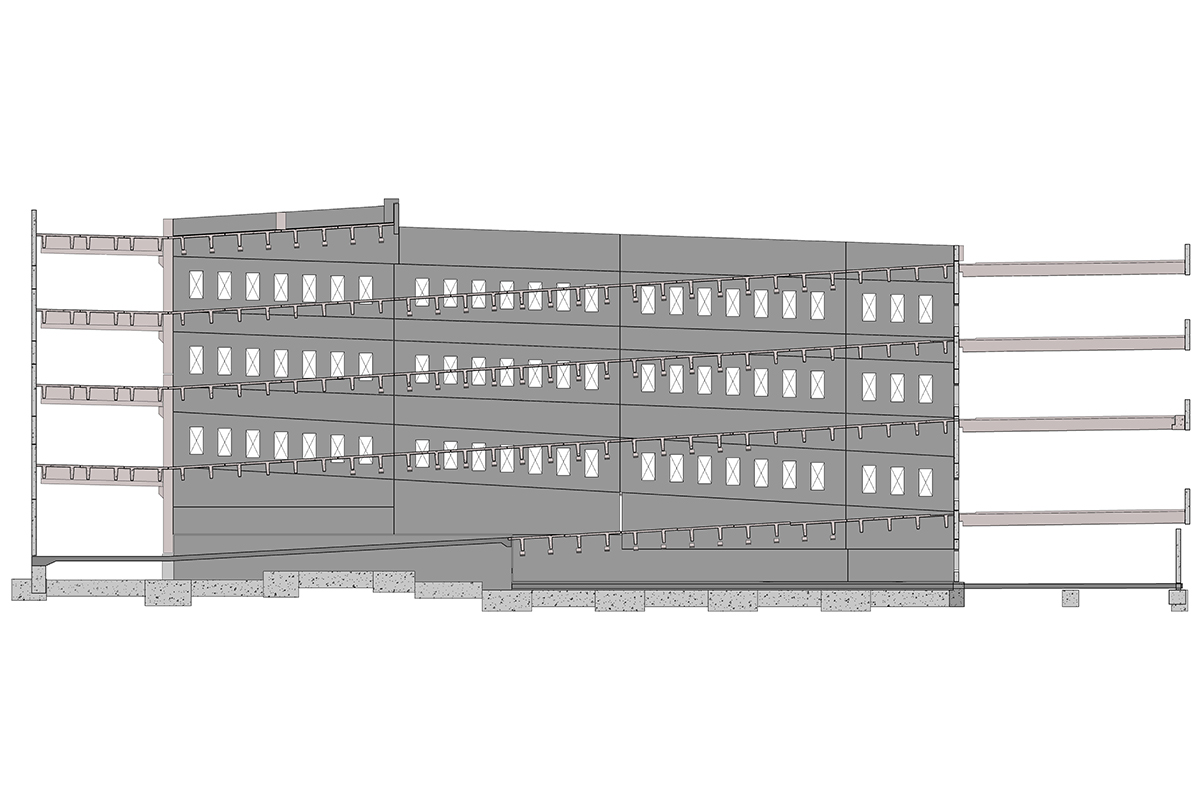 Structural BIM Services in Tennessee by United-BIM
