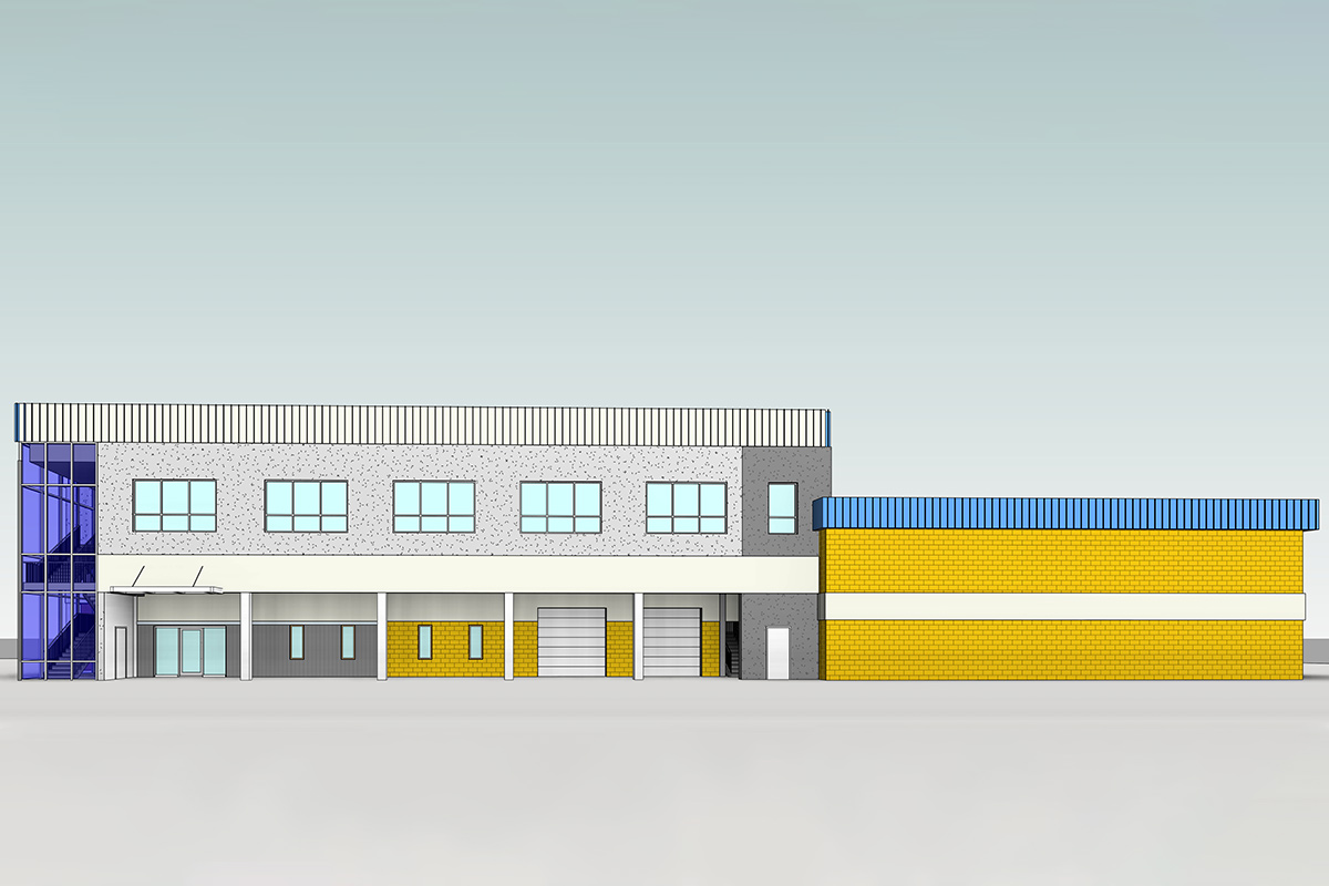 Architectural-BIM Modeling and Coordination Services in Manitoba by United-BIM Inc.